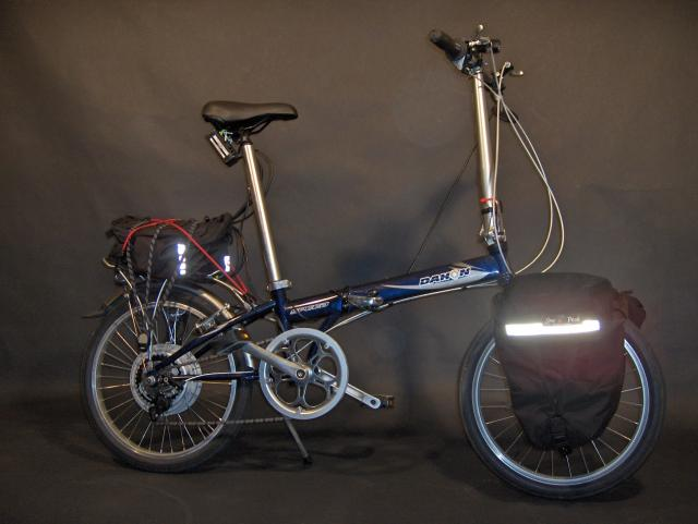 Dahon Electric Commuting Bike