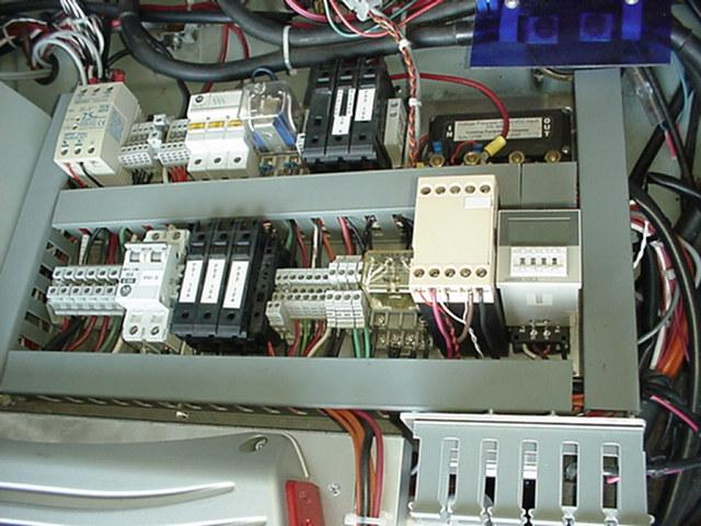 DIN RAIL POWER PANEL