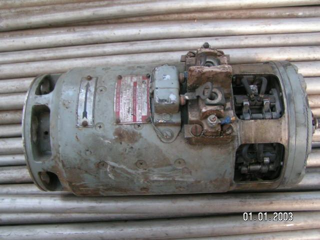24 volt generator will be the motor