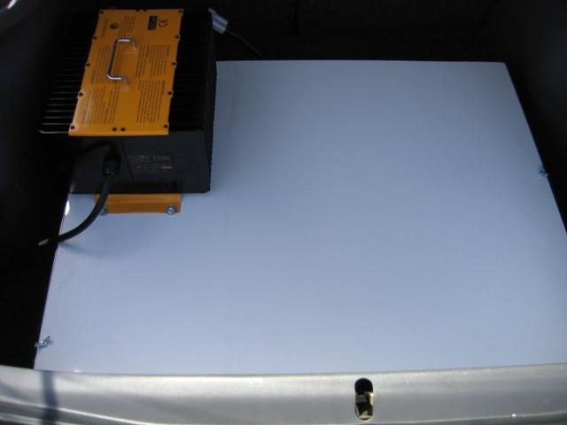 TRUNK BATTERY BOX