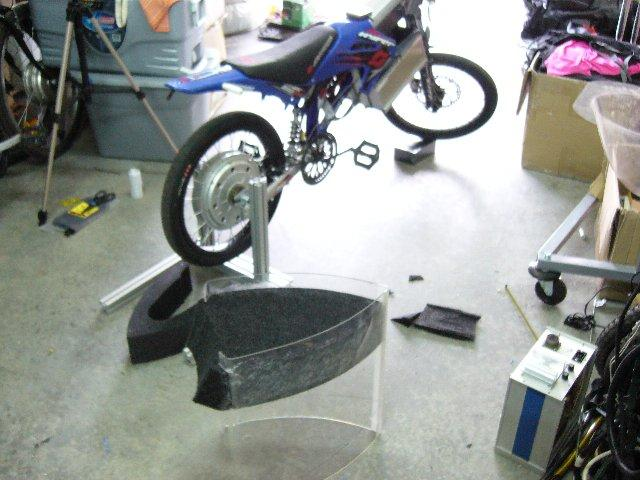 Fairings constructions job