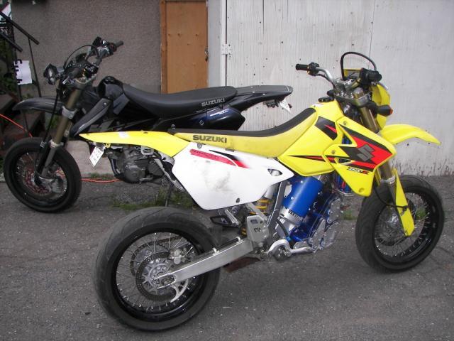 Suzuki Drz  Sm