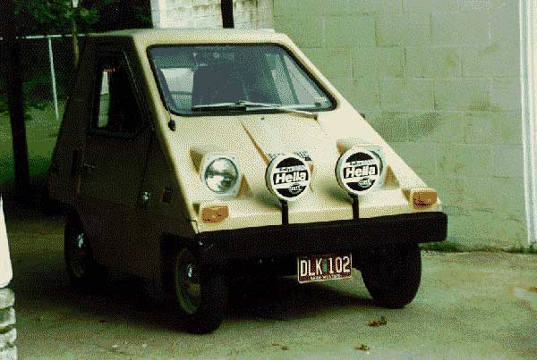 Woody's CitiCar