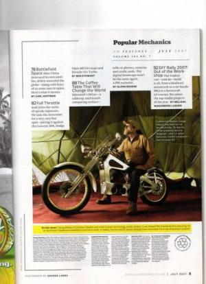 July 07 Popular Mechanics (index)