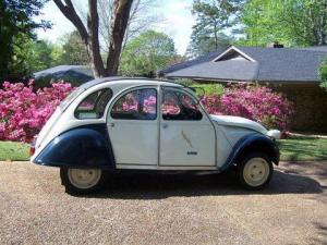 Citroen 2CV 6 Club Electric