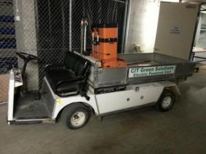 CIT Soutions Electric Powered Cart