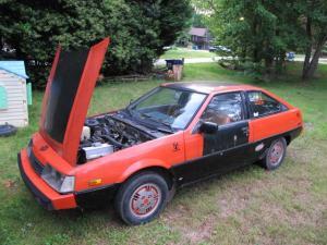 Steve's 1983 Mitsubishi Cordia