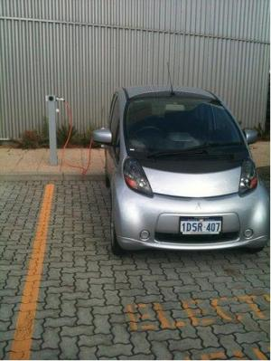 imiev at West Australian
