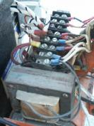 Wiring and recharge transformer